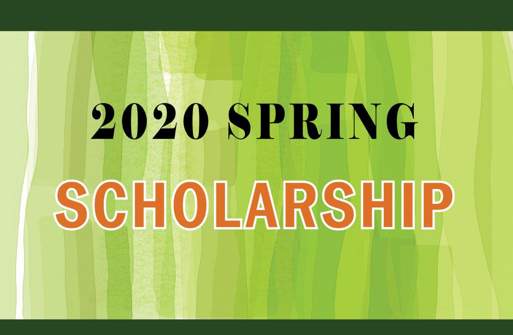2020 SP.  Scholarship