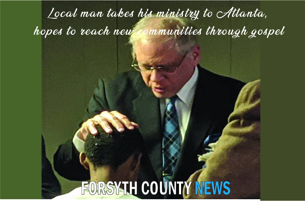 Article about Dr. Frank Smith in the FORSYTH NEWS